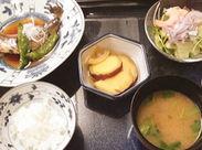 健康的なレシピを入手できますよ!当施設で得た料理の知識を家庭で活かしているSTAFFさんも多数♪