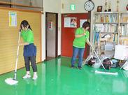 ふたば病院の清掃スタッフを募集中! いつもの家事の延長で収入をUPさせるチャンスです★ 日曜休みなど、働きやすさも◎
