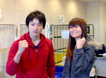 新宿駅から徒歩2分の高島屋♪届いた荷物を<館内の店舗>に運んでいただきます!経験や運転免許は一切不要◎