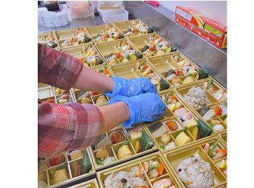 豆腐懐石料理 梅の花併設! <<おしとり福山店>> マンツーマンでお教えするので、 未経験でも安心して働ける♪