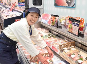 【寿司STAFF】\スーパー『ベイシア』で働きませんか★/まずはパック詰めなどカンタンなことから◎お寿司作りがメインのシンプル作業です♪