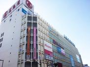 \安心◎高島屋で働こう♪/ 大宮駅から3分*通いやすさも魅力のひとつ◎ 20~70代の女性が活躍しています! 皆さん歓迎です!!!