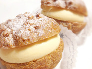 国内に約200店舗ある「ビアードパパ」!未経験の方もお菓子作りが好きという方もどちらも大歓迎です♪