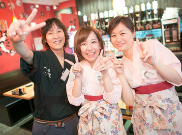 【bar staff】Are you interested in Japanese food culture?Yakitori is one of the favorites of the Japanese!Any Nationality Welcome
