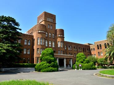 市ヶ谷・飯田橋駅近くの大学構内でのお仕事です! 複数の路線を利用でき、アクセスも抜群◎ ※画像はイメージです。