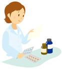調剤薬局でのお仕事です◎ 専門的な知識は何も必要ありません♪ ※画像はイメージです