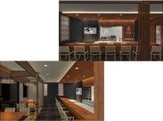 ―― 日本料理の専門店 ―― メニューはコースのみで覚えるのが簡単♪ 初バイト・ブランクのある方も大大大歓迎~!