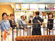 \2店舗でスタッフ大募集/カフェ好き・接客に興味のある方OK!バリスタ経験のある方・カフェ勤務経験のある方積極採用中!