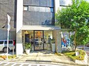 桜坂・動植物園の近く♪閑静な住宅街の一角にひっそりと佇む、こじんまりとお洒落なセレクトショップです◎