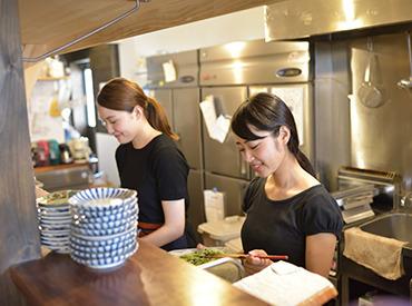 【居酒屋キッチン】居酒屋の料理・おつまみは、お酒に合うように作るのがポイント!鮮度を活かした、アジのタタキなど、いろいろ作れますよ♪