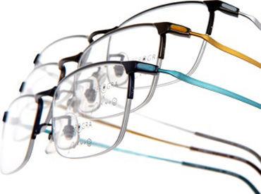【販売STAFF】~*夏からの新しいお仕事*~《ちゃんと選ぶなら-眼鏡市場-》9割が未経験スタート♪頑張り次第で正社員も目指せます!!