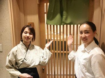 御茶ノ水店・六本木店同時募集◎ 御茶ノ水店は9月にオープンしたばかり◇*