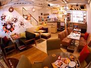 "kawara CAFEでお馴染みのエスエルディーが手がける""ハワイアンカフェ""★都会にいながら、南国気分に浸れる素敵な空間。"