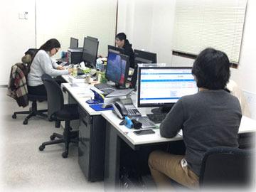 【事務STAFF】管理業務のお仕事!決まっていない業務フローも多く作り上げていく楽しさも☆能力ややる気次第ですぐに正社員で働くことも◎