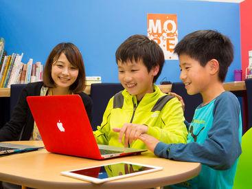 オンライン授業で初心者向けプログラミング言語やゲーム開発を学ぶ お子さんの指導をサポートいただきます◎