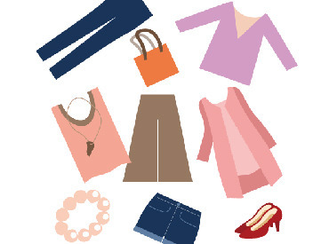 衣料品販売STAFFF募集!高時給で効率よく稼ぎたい方にも♪ 交通費支給など、充実の待遇にも注目!