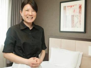 【フロアサービスSTAFF】《一流ホテルでお仕事★》品のある接客スキルが身につく♪安定収入☆