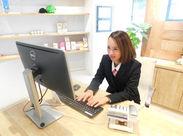 きれいなオフィスで事務ワーク♪ 事務未経験の方もしっかりフォローします☆