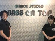 高田馬場駅近くにあるキレイなスタジオ!受付業務をお願いします★分煙ルーム・シャワールームも完備◎