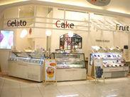 \*カワイイに包まれて働こう*/ フルーツ・スイーツに囲まれた明るいカワイイお店です♪