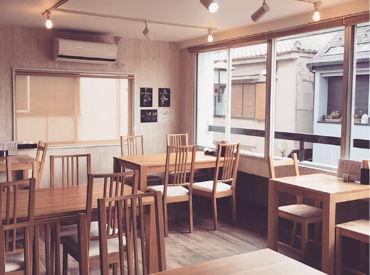 """""""小江戸""""と呼ばれる川越の観光地にあります+.゚内装も外観も街の雰囲気に合うようにこだわっています◎"""