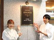 お店はJR名古屋駅構内のホテル前。 旅行の途中に立ち寄られる方、待ち合わせなど… いろんな出会いと関わりが生まれます◎