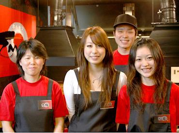 【焼肉店Staff】\ 週払いOK/*高田馬場の隠れ家焼肉=NEW STAFF募集中=\ 2週間毎のシフト提出だから安心/*予定に合わせて働けます*