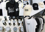 ≪時計、カバン、Tシャツetcさまざま!≫ 普段使いから仕事用まで… かっこいい・オシャレなデザインがたくさんあります★