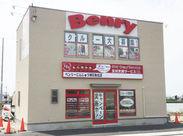 オープンしたばかりの店舗なのでとってもキレイです!! 新しい職場で心機一転、一緒に楽しく働きましょう◎
