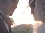 *:。WEDDINGムービーのチェックSTAFF。:* 週1/3h×未経験もOK! 「映像作成に興味がある」 「映像作成をしごとにしたい」方歓迎♪