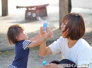 子どもたちの笑顔に囲まれて★+゜ 他ではない<やりがい>をたくさん感じられるオシゴトです♪