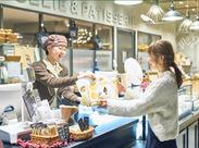 マジカルチョコリングの「HEART BREAD ANTIQUE」など ベーカリー&パティスリーのお店を多数展開!
