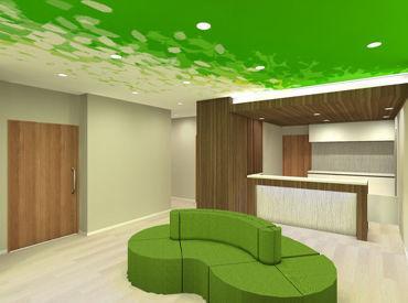 \10月1日NEW OPEN/ 新築の複合施設内のキレイなクリニック♪ 皆でクリニックを作っていきましょう★ <上星川駅南口からすぐ>