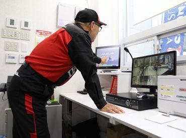 給油作業や難しい作業はなし♪ 室内でのモニター監視がメインです★