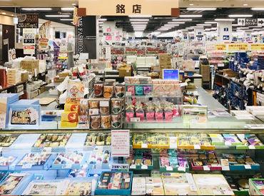 駅から徒歩5分のアピタ桑名店☆ 仕事終わりにお買い物を済ませれば、プライベートの時間もしっかり確保♪