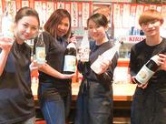 系列店は口コミサイトで大人気★ホルモン、肉寿司など・・・まかない0円でお腹いっぱいに!!お仕事終わりに焼肉開始もOK!