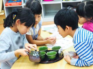 資格保有者がいるので未経験でも安心★ 井田川・亀山東・川崎の3つの学童を担当します◎