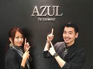 AZUL by moussyスタッフ大募集★。* 未経験の方、大歓迎!! 分からない事は先輩スタッフがしっかりとサポートします!