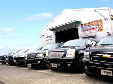●車好きのアナタ必見● 今こそ、「好き」を仕事に♪ 未経験の方も歓迎!ゆっくり慣れていけばOK!