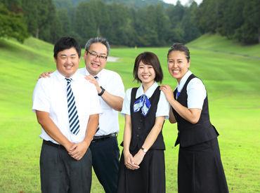 奈良公園に隣接した自然豊かなゴルフ場★ 車通勤OK!交通費は全額支給します!