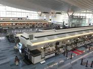 """羽田空港内にあった忘れ物の発送や旅行者の対応をお願いします♪""""憧れ""""の羽田空港で働いてみませんか??"""