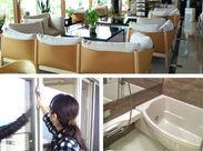 お写真はどれも実際の現場です★別荘のステキな家具は、ご自宅のインテリア作りの参考になるかも…