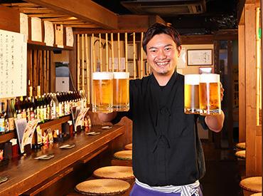 【SV・エリアマネージャー(候補)】九州◆海鮮居酒屋SV候補◆キャリアアップ目指せる☆