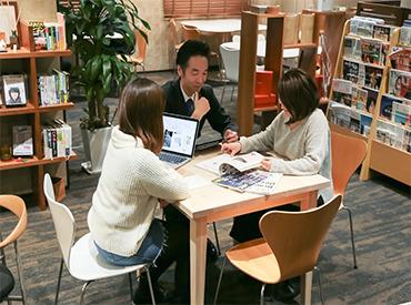 【店舗プロモーションPOP・Webデザイナー】「店舗にもっとお客様を!」POPやWebで集客!いろいろな経験ができる制作業務です!正社員登用もあり♪