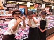 «週2/4h~»&«お仕事カンタン»みんなだいすき★お肉も社割でGETできます◎幅広い年代のスタッフさん活躍中♪