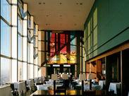 人気の有名ホテルでお仕事★サービスのスキルアップも可能! 自分の経験を活かして、しっかり稼ごう!!
