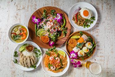 【カリフォルニア料理店】オープニング店舗あり!様々な食文化が融合された創作料理*.。洗練された『おもてなし』も学べます◎