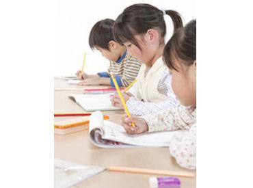 ★未経験でも大丈夫★ 教えるのが上手な先生よりも自分達(生徒たち)のことを 一番に大切にしてくれる熱心な先生が大好きです!