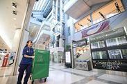 当社は「日本空港ビルデング株式会社(東証一部上場)」のグループ会社★福利厚生も充実!空港のレアバイトです〇