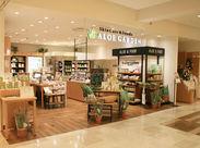 新宿店は2019年8月21日OPEN★ 出来たばかりの新しいお店!フレッシュな環境で働けますよ♪